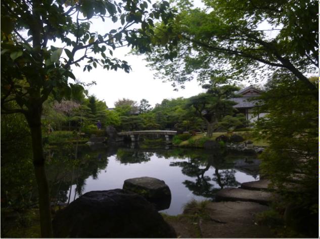 Curiosix japon carnet de voyage for Jardin kokoen